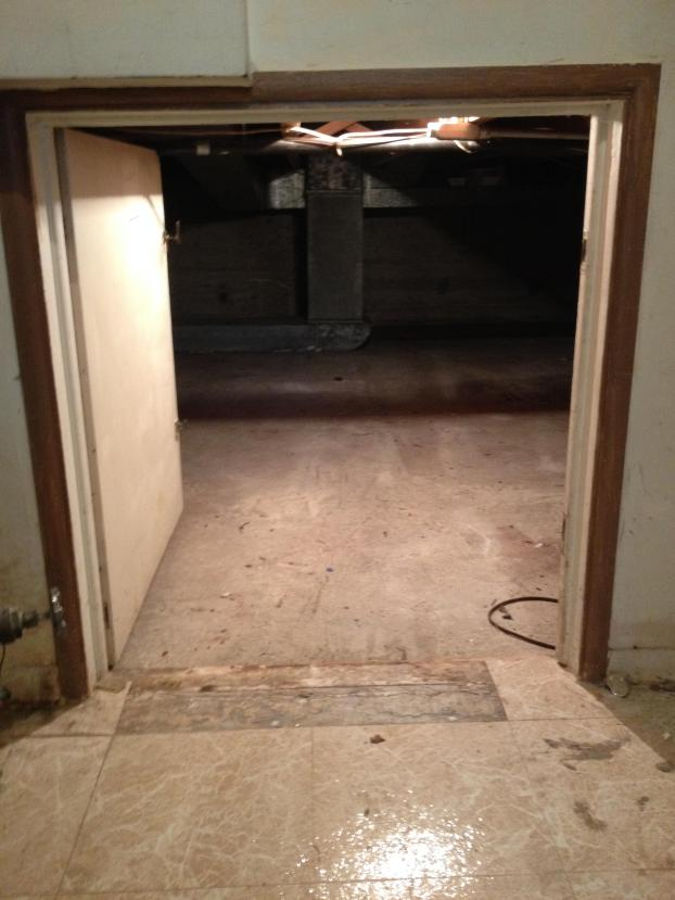 Residential Garage After