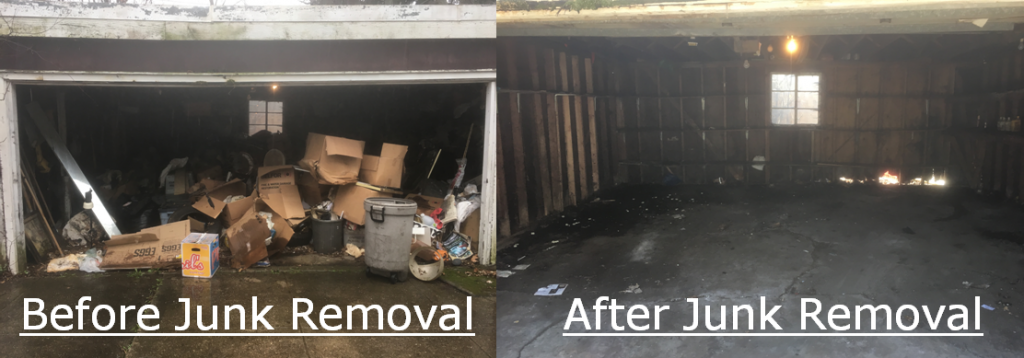 Before & After Junk Removal