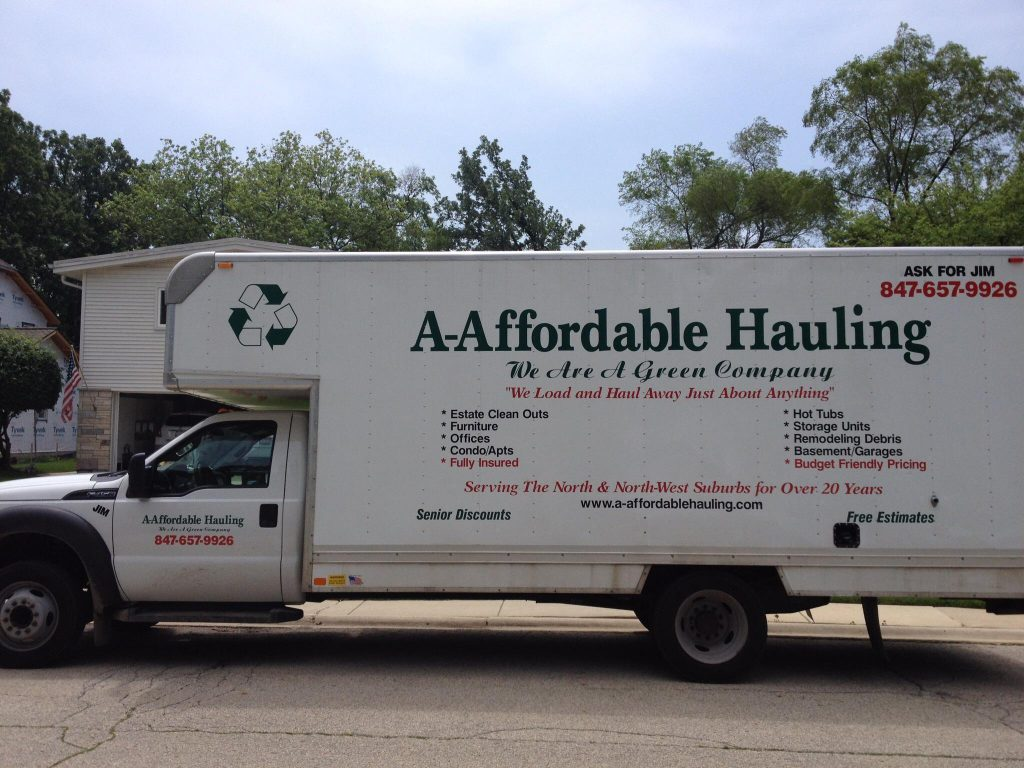 Junk Removal Glenview Il Northbrook Furniture Pick Up